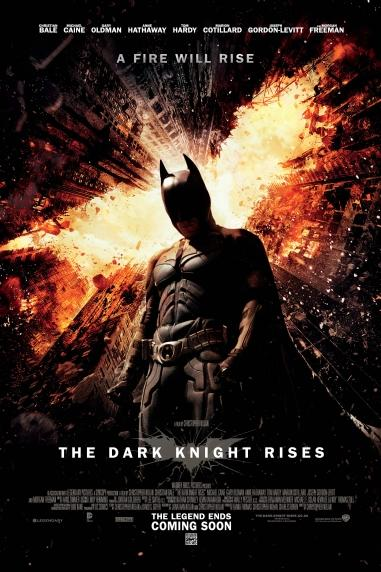 黑暗騎士 黎明昇起 The Dark Knight Rises