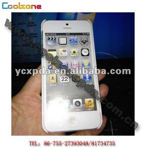 iPhone 5 模型又流出