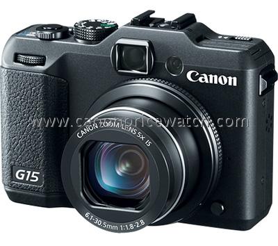 Canon G15 照片流出