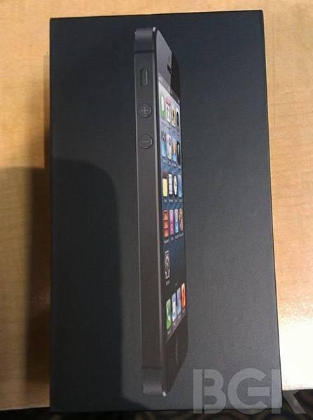 iPhone 5 開箱