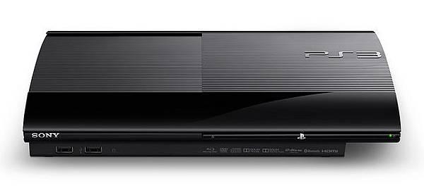 PS3 新版發表
