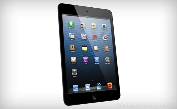 iPad mini 10/17 發表