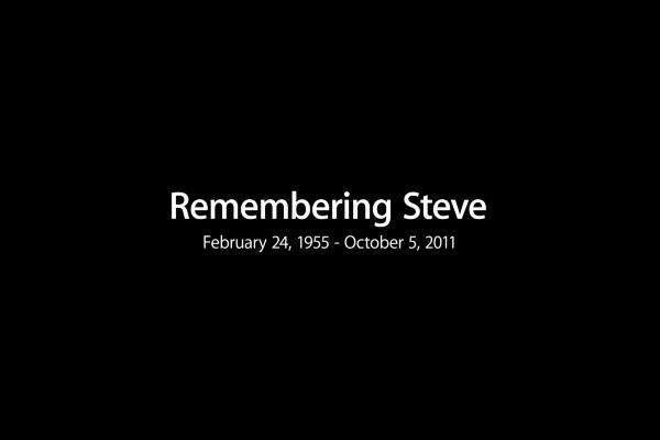 Steve Jobs 辭世週年