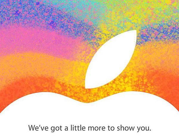 iPad mini 10/23 發表