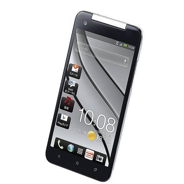 HTC J Butterfly htl21_wh01