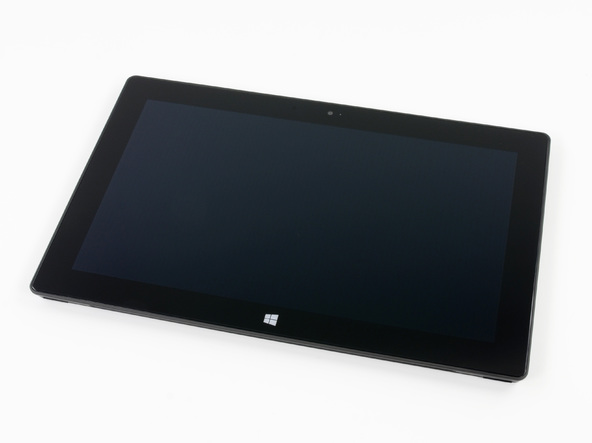 Microsoft Surface RT 被拆解