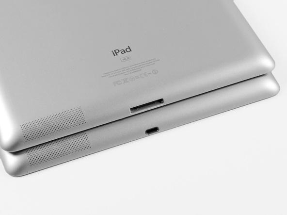 iPad 4 被拆解