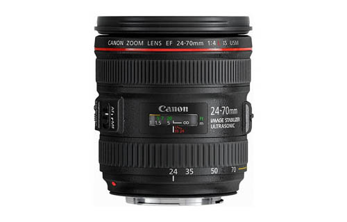 Canon EF 24-70mm f4 L IS