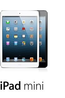 iPad mini 台灣開賣