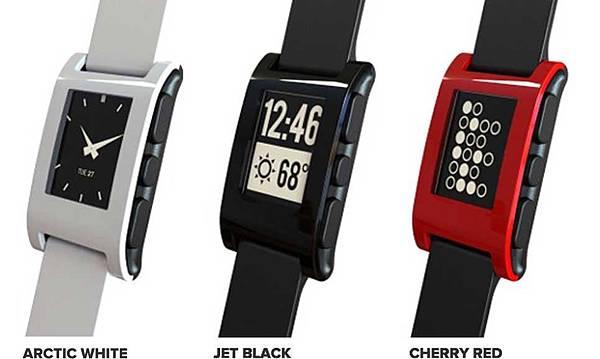 Pebble 手錶
