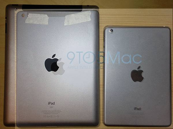 iPad 5 背殼流出