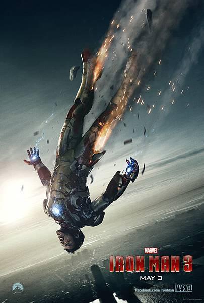 Iron Man 3 鋼鐵人3 最新預告