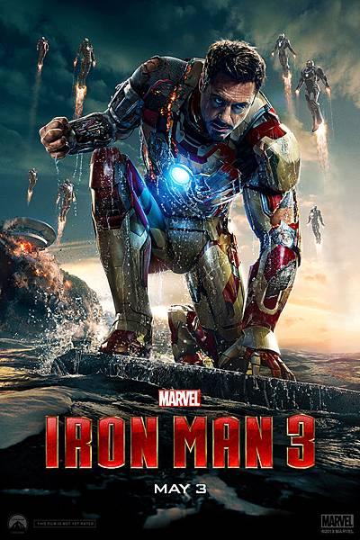 Iron Man 3 鋼鐵人3