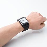 AiPod nano 6G 皮革錶帶