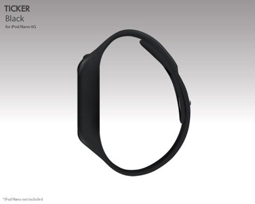 Switcheasy ticker for ipod nano 6G