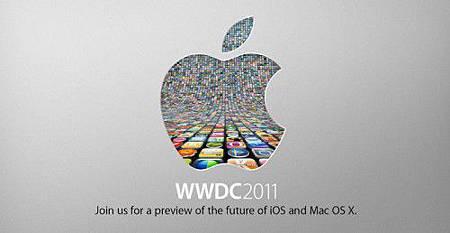 6/6 WWDC 將發表 iCloud, iOS 5, Mac OS X Lion