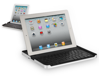 iPad 2 藍牙鍵盤保護殼