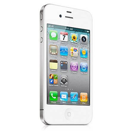 白色 iPhone 4 開賣