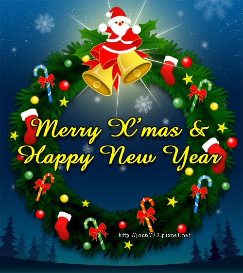 Merry X'mas & Happy 2011