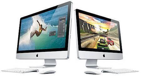 Apple推出新4核Sandy Bridge iMac並搭載Thunderbolt