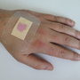 Color-Changing Band-Aid Tells You Exactly When to Take It Off