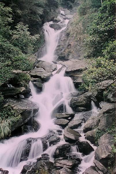 福山~五重橋瀑布