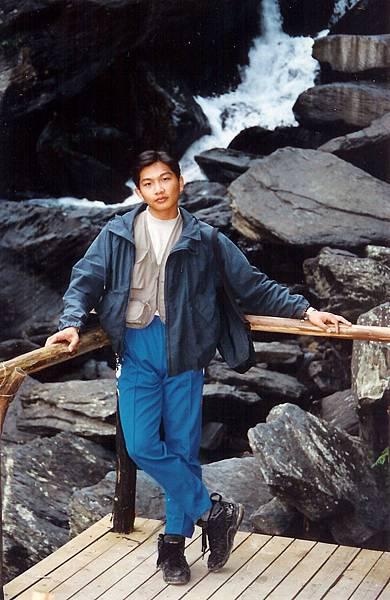 福山~五重橋瀑布~我