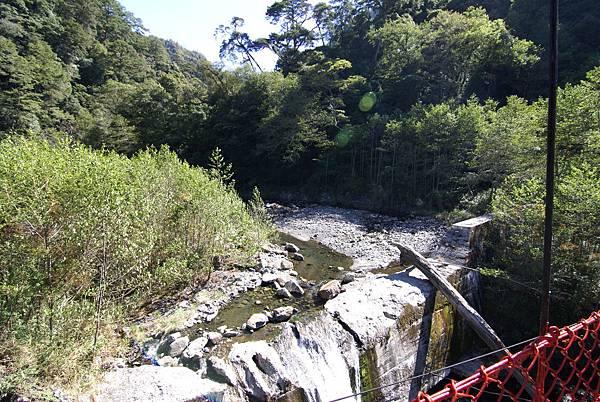 從橋上看馬達拉溪
