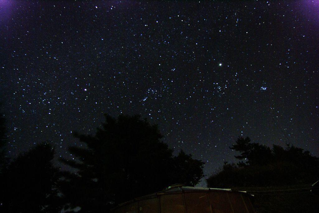 星夜~其實這晚還不是最美的~