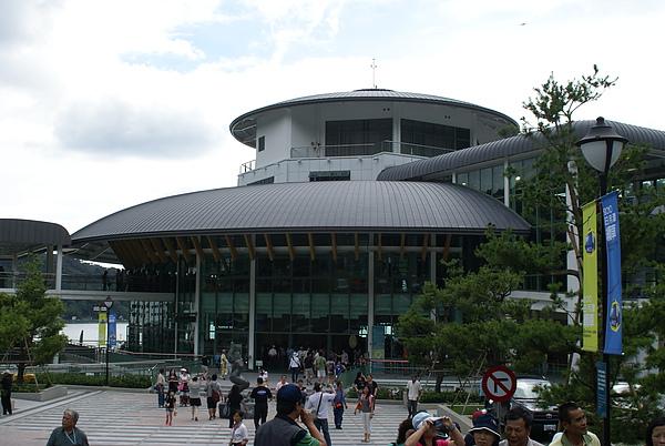 日月潭纜車站