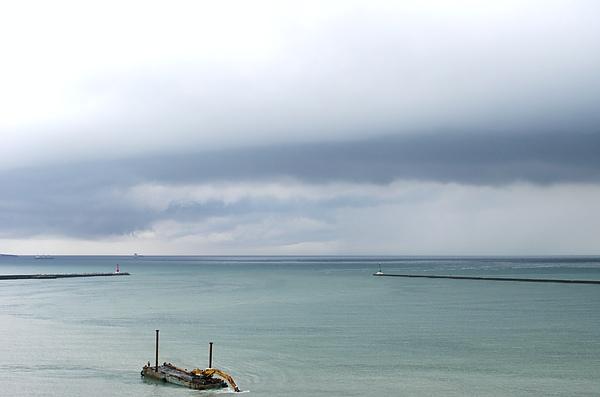 高雄西子灣到了