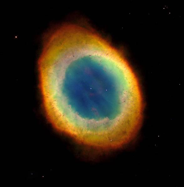 螺旋星雲 M57