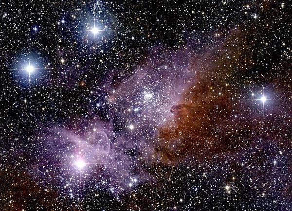 船底座星雲