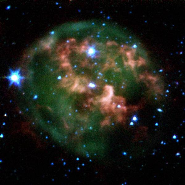 行星狀星雲 NGC 246
