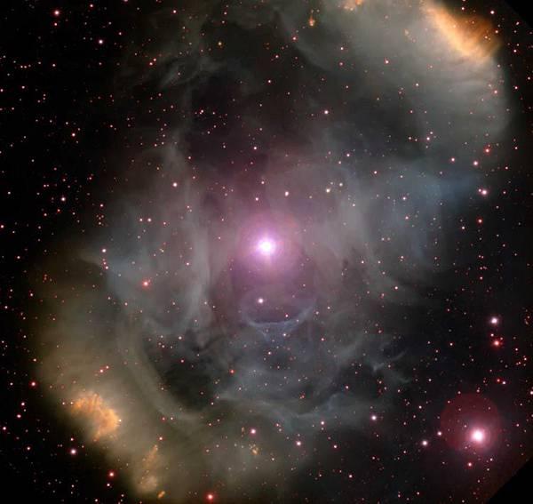 輝線星雲 NGC 6164-5