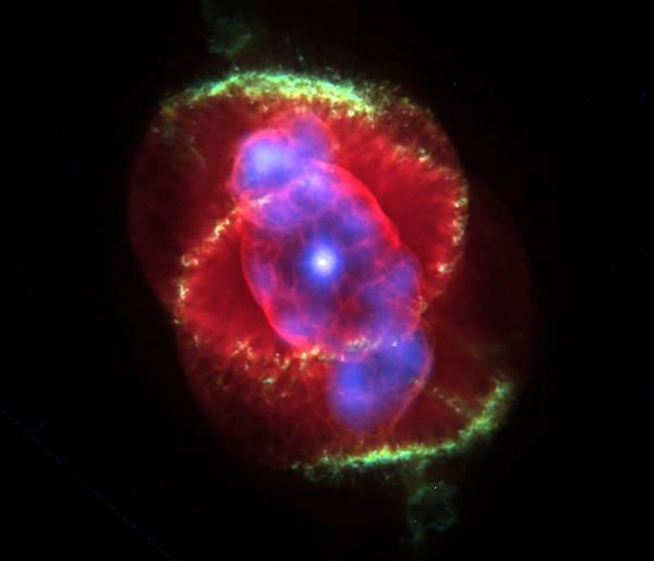 貓眼星雲 NGC 6543