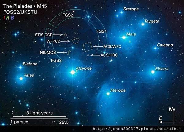 昴宿星團(M45)