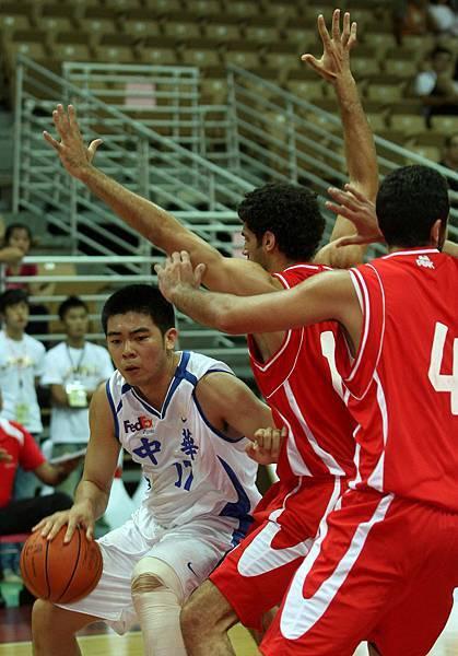 0716-5_中華隊簡嘉宏(左)