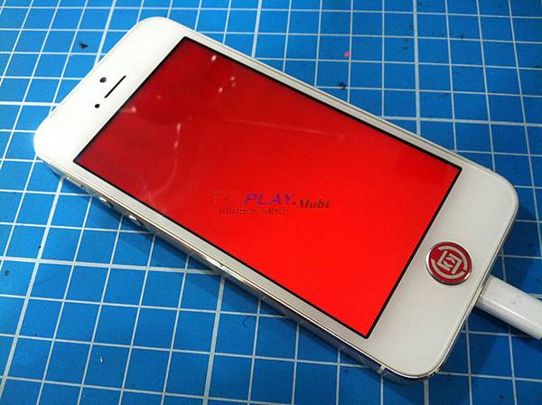 iphone4S:摔機後見紅