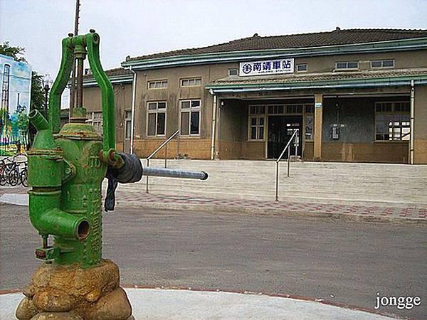 南靖火車站