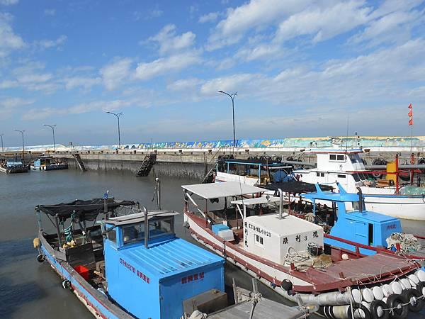 遊龍鳳漁港二