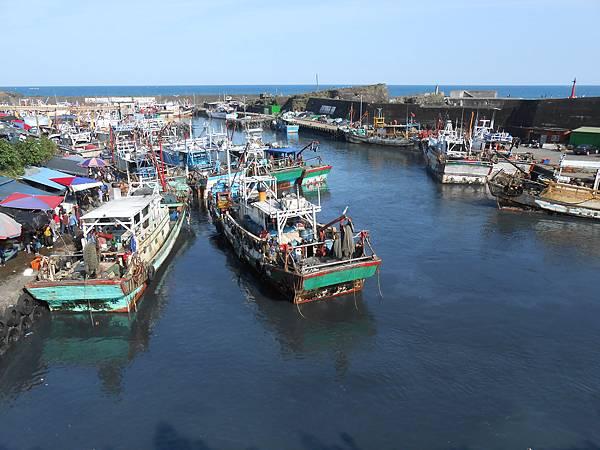 大溪漁港二