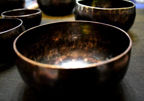 手工製銅缽