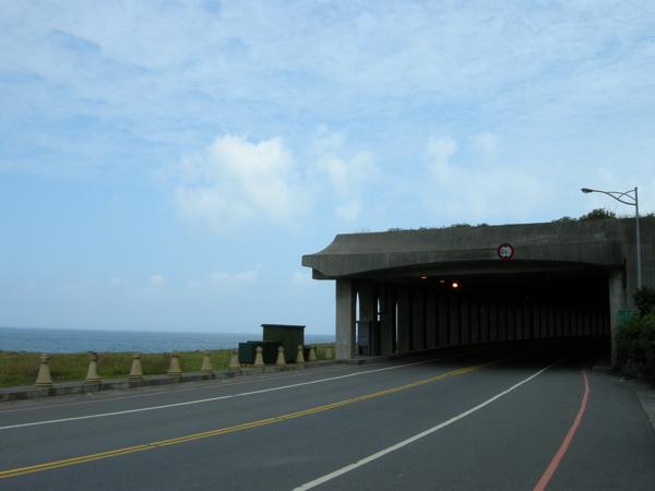 東北角隧道~