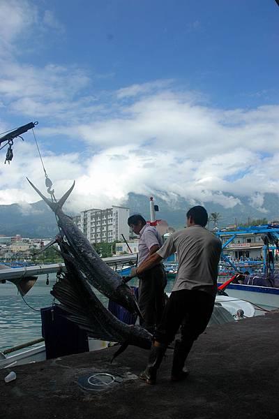 台東成功漁港