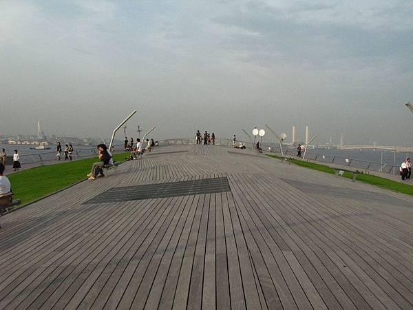 橫濱大棧橋國際客船中心