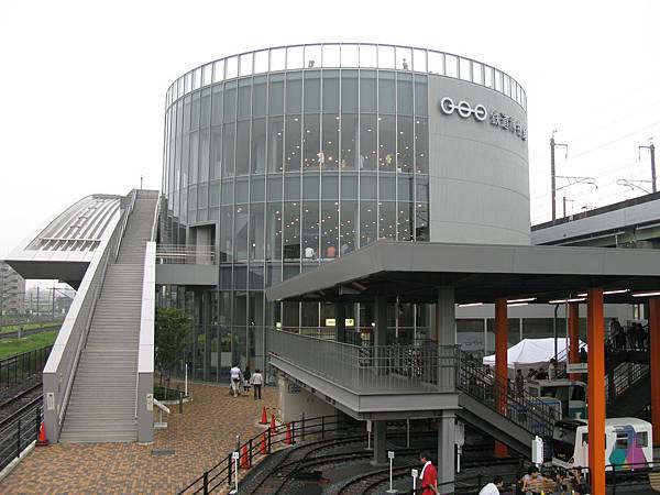 大成鐵道博物館