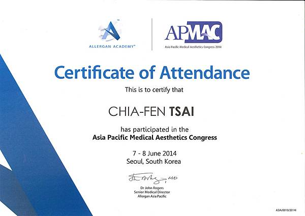Asia Pacific Medical Aesthetics Congress 2014.jpg