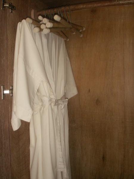 櫃子的睡衣