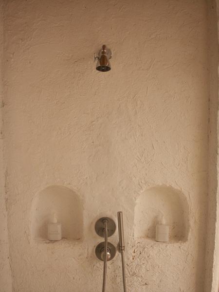 二樓的室內shower